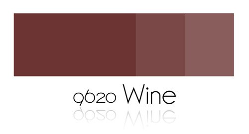 Color Painting - Wine