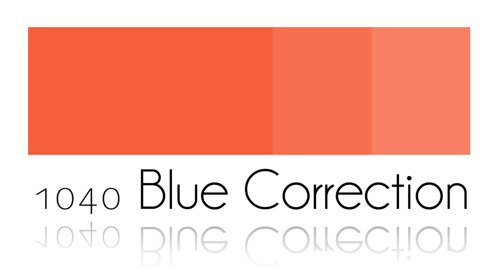 Blue Correction - 1040 W