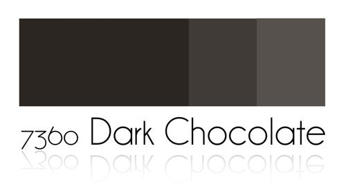 Color Painting - Dark Chocolate