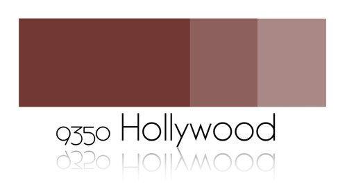 Color Painting - Hollywood