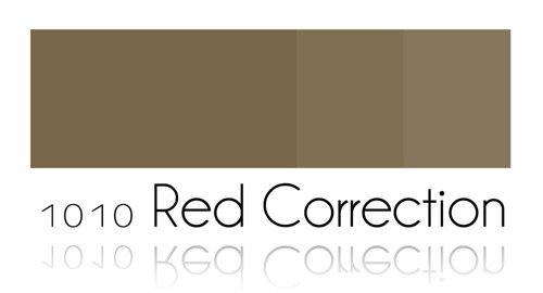Color Painting - Red Correction