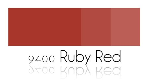 Color Painting - Ruby Red